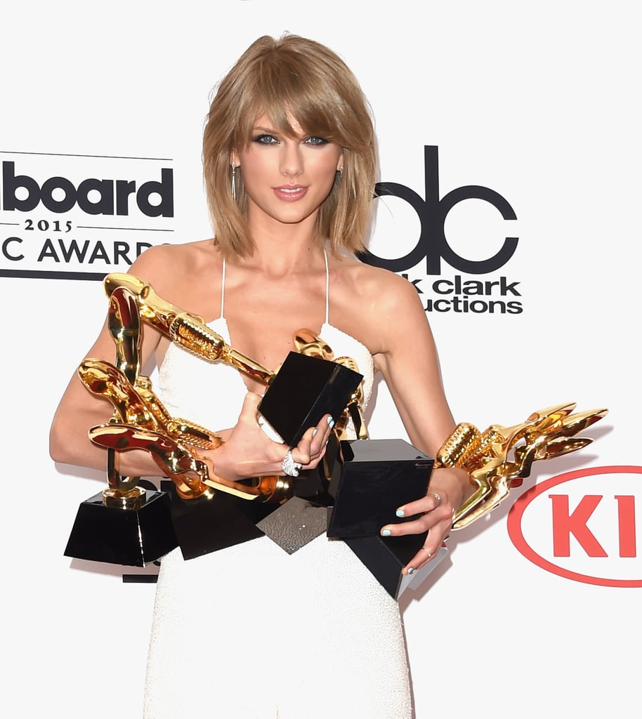 8 Reasons the Billboard Music Awards Were All About Taylor Swift