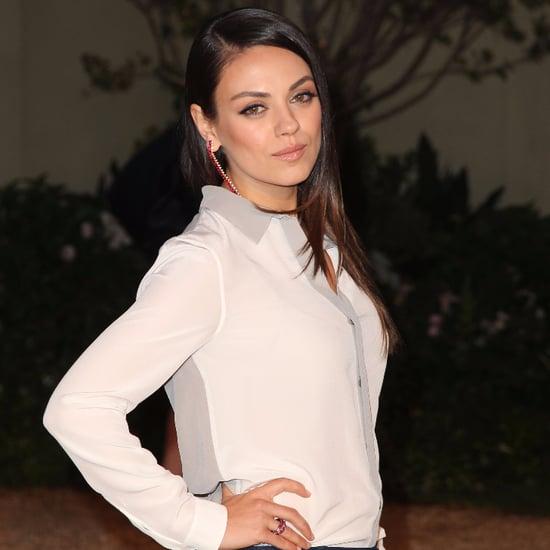 No Joke: Mila Kunis Is Being Sued Over a Stolen Chicken