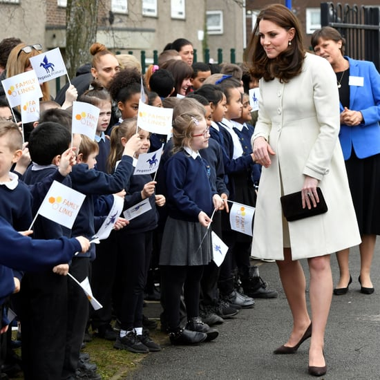 Kate Middleton Visits Oxford School March 2018