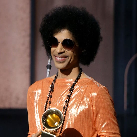 GIF of Prince's Hairstyles