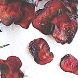 Make-Ahead Appetizer: Baked Rosemary Beet Chips