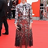 Diane Kruger Wearing Chanel at the 2014 Berlin Film Festival