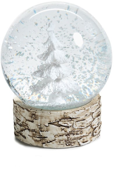 Birch With Tree Waterglobe | Cheap Christmas Decorations ...