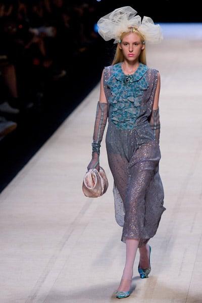 Paris Fashion Week, Spring 2008: Louis Vuitton
