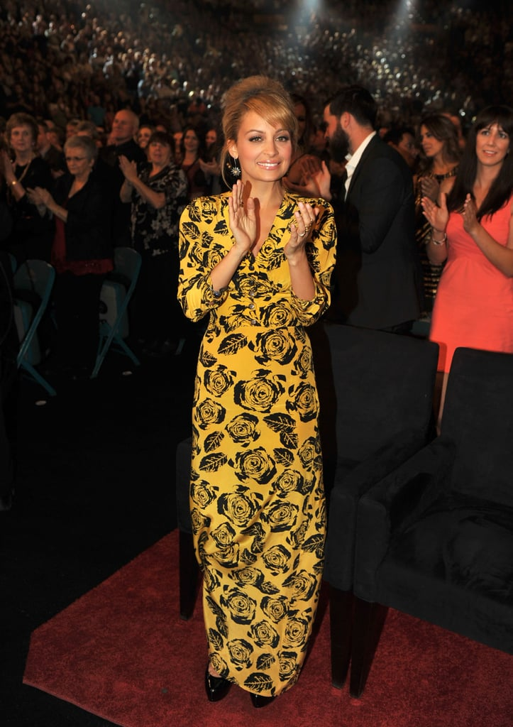 Nicole Richie at Lionel Richie and Friends Concert.