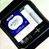 Into The Gloss' Emily tweeted her NYFW makeup essentials kit. Twitter User: IntoTheGloss