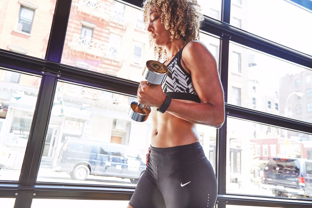 Feel Your Strongest From This 45-Minute Flat-Belly Running and Strength Workout