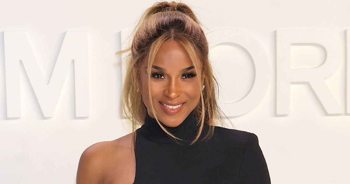 """Ciara Test-Drives New Music on Her 3 Kids — They Gave """"Level Up"""" Their Seal of Approval.jpg"""