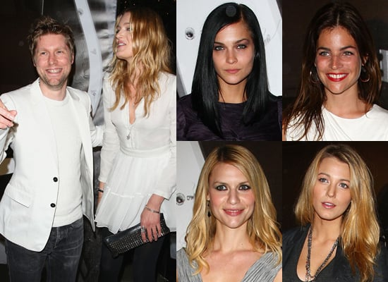 Burberry New York Party