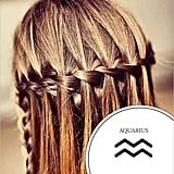 Aquarius: Waterfall Braid