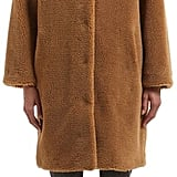 Stand Camille Cocoon Teddy Faux Fur Coat