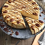 Roasted Sweet Potato Cheesecake