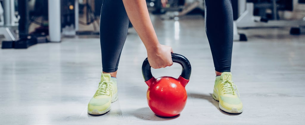 Morit Summers Kettlebell Workout