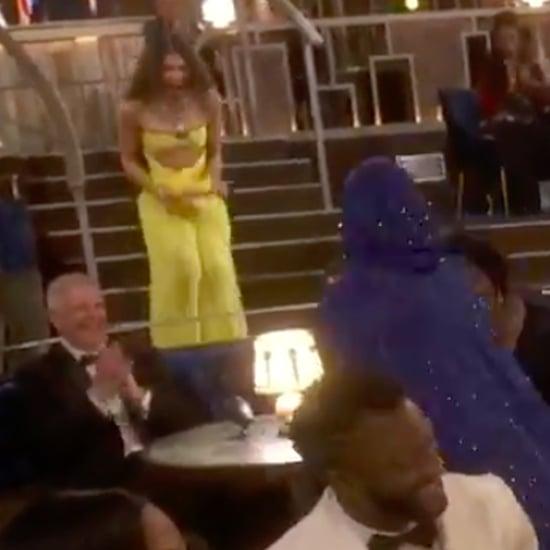 Watch Zendaya's Reaction to H.E.R.'s Oscar Win