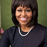 Michelle Obama: Cut Bangs