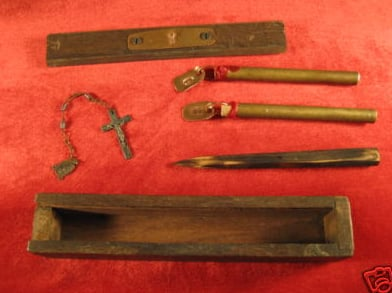 eBay Find of the Day: Vintage Pocket Vampire Slaying Kit