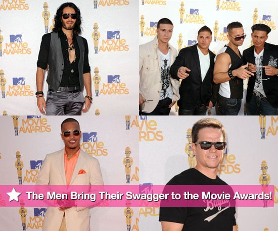 The Men Bring Their Swagger to the MTV Movie Awards! 2010-06-06 19:00:00