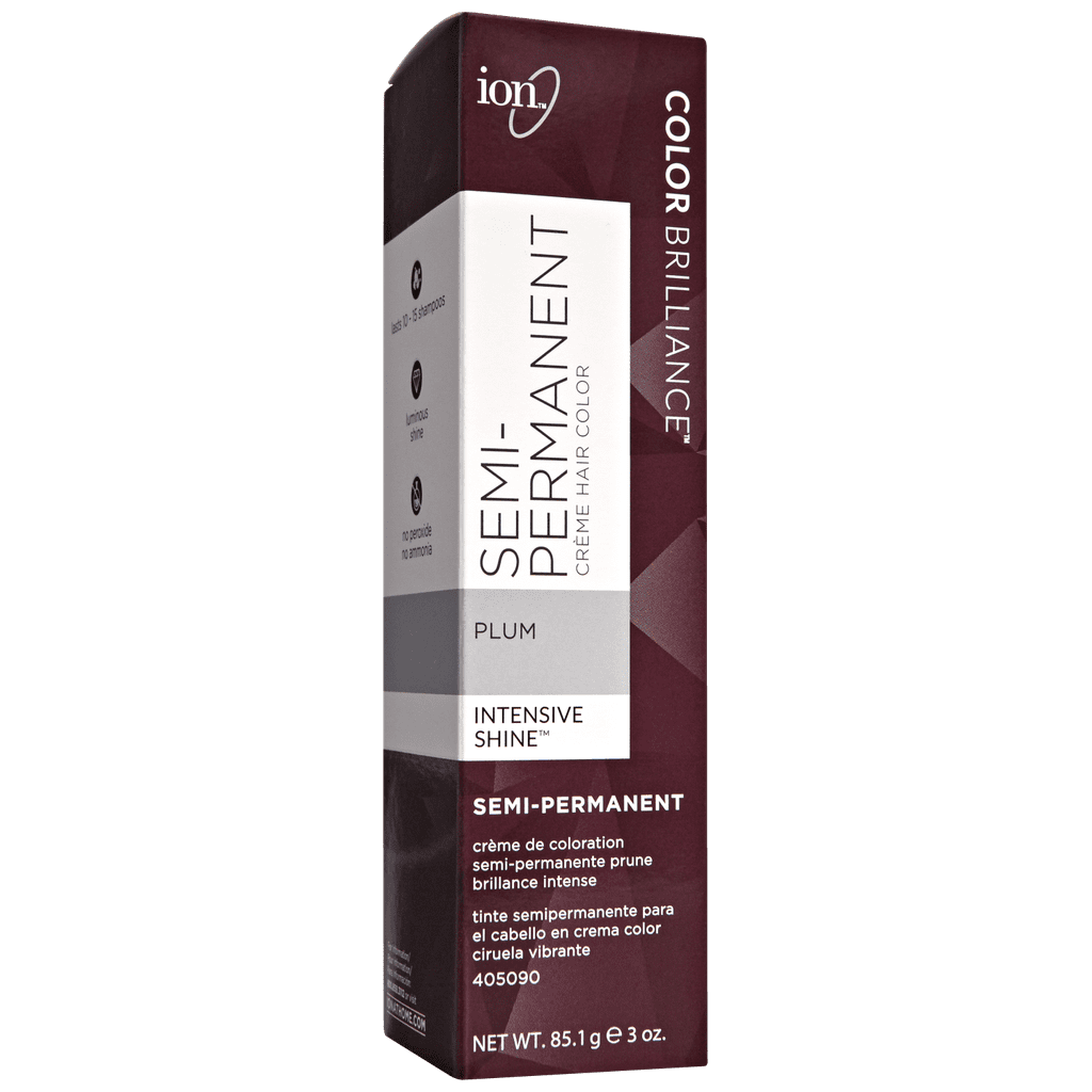 Ion Color Brilliance Semi Permanent Hair Color Products To