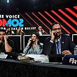 Wilmer Valderrama, Victoria Justice, and Jimmy Smits were some of the stars who participated in the efforts via telephone in Los Angeles.