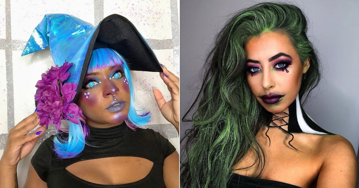 50 Halloween Costumes That Are Really Just an Excuse to Show Off Colorful Hair