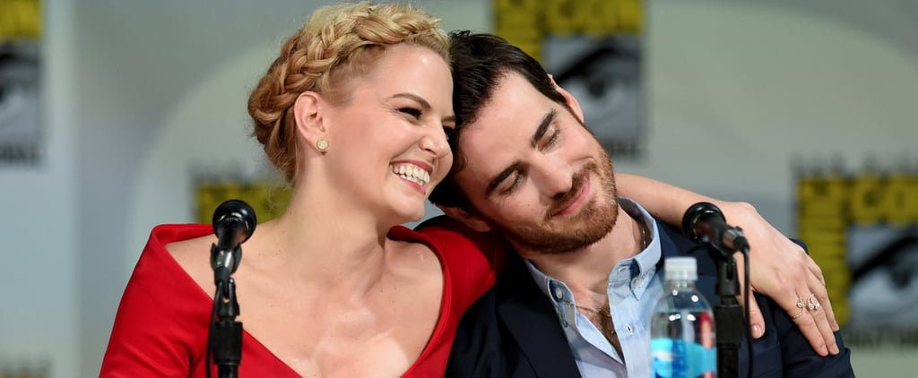 Jennifer Morrison and Colin O'Donoghue's Most Charming Friendship Moments