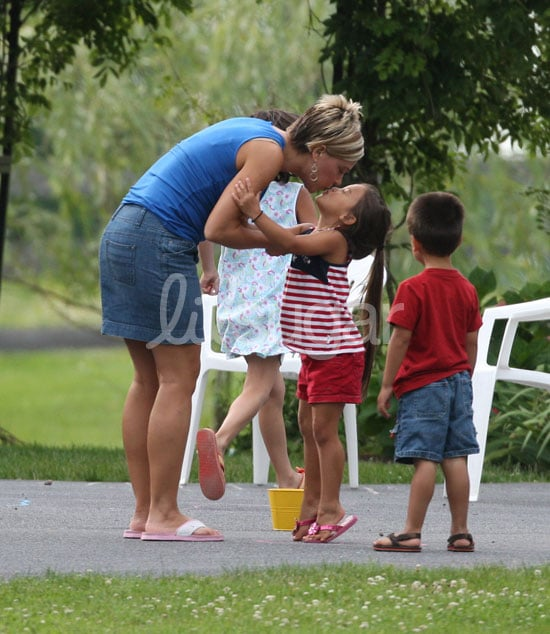 Jon and Kate Plus 8 Celebrate the Fourth of July as a Family