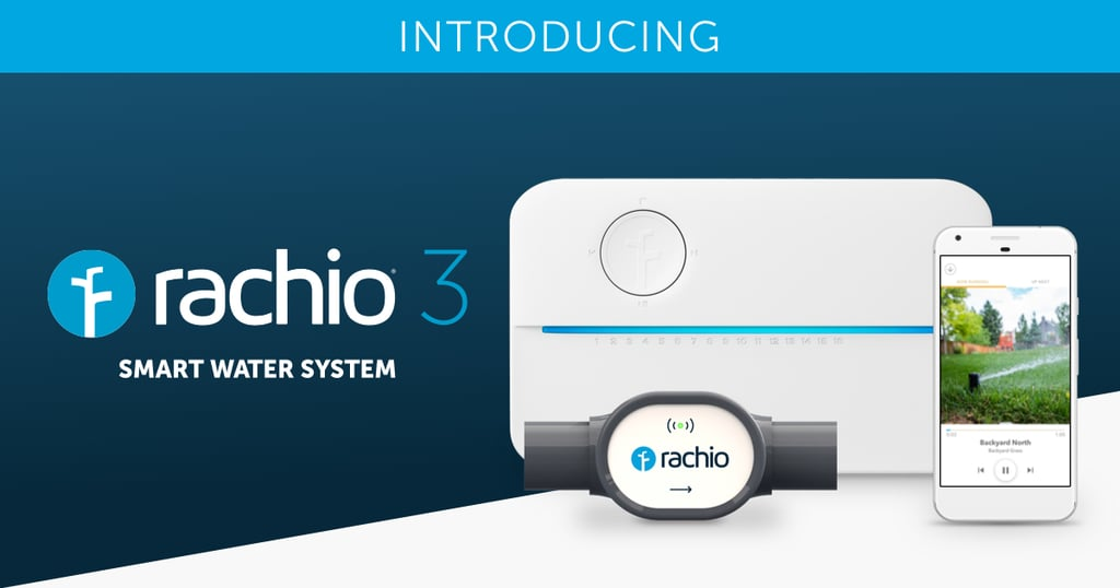 Rachio 3 Smart Water System