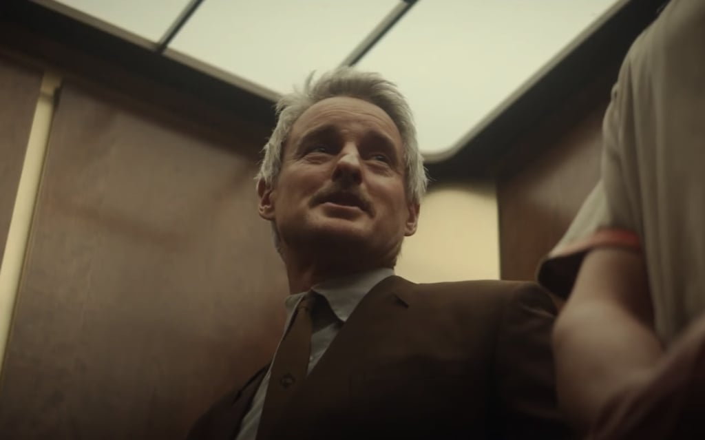 See Owen Wilson's Gray Hair In Marvel's Loki Trailer