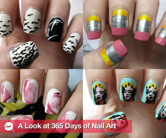 Sugar Shout Out: 365 Days of Nail Art!