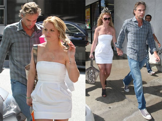 Photos of Britney and Jason