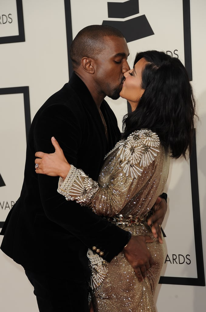 Kanye West and Kim Kardashian, 2015