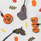 Rocket & Fox Halloween Decorations Set of Eight