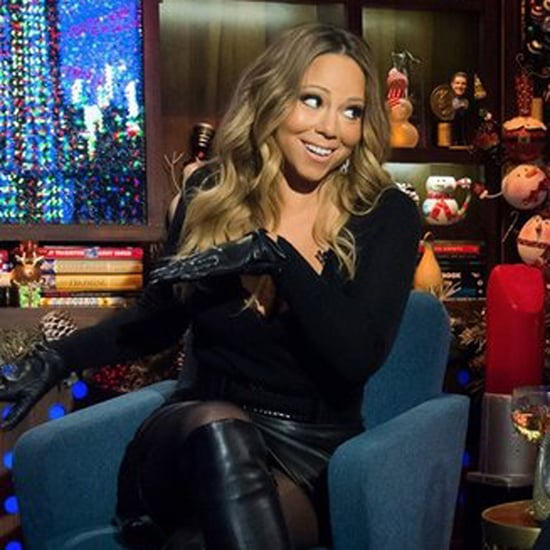 Mariah Carey Talks Jennifer Lopez on Watch What Happens Live