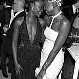 Lupita Nyong'o and Danai Gurira