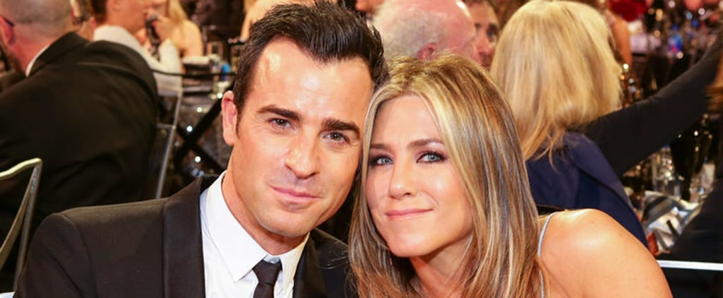 The Way They Were: A Look Back at Jennifer Aniston and Justin Theroux's Sweetest Moments