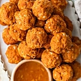 Sweet Potato Chorizo Sausage Cheese Balls