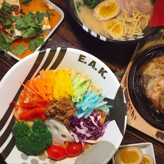 Rainbow Ramen in Los Angeles
