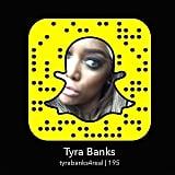 Tyra Banks: tyrabanks4real