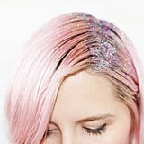 Would You Try Glitter Roots?