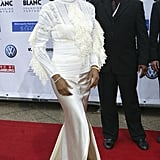 Whitney in 2004 at the Women's World Award event.