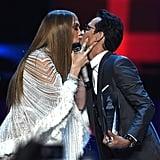 Jennifer Lopez's Labourjoisie Dress at Latin Grammys 2016