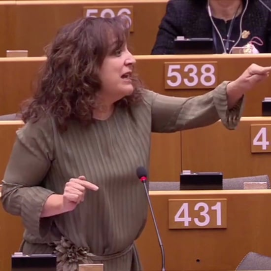 European Parliament Members Debate About Equal Pay