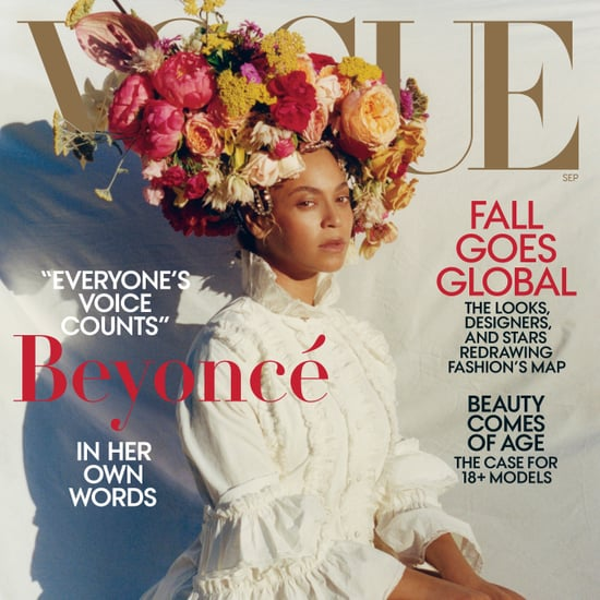 Beyonce Vogue September Issue 2018