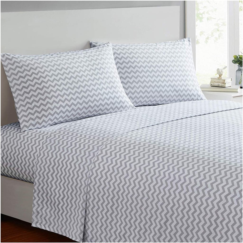 Picture of: Mellanni Bed Sheet Set Best Sheets On Amazon Popsugar Home Australia Photo 5