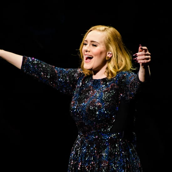 Adele Officiated Alan Carr's Wedding