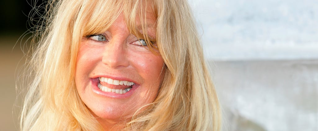 Maybe It's Time to Stop Asking Goldie Hawn Why She Hasn't Married Kurt Russell