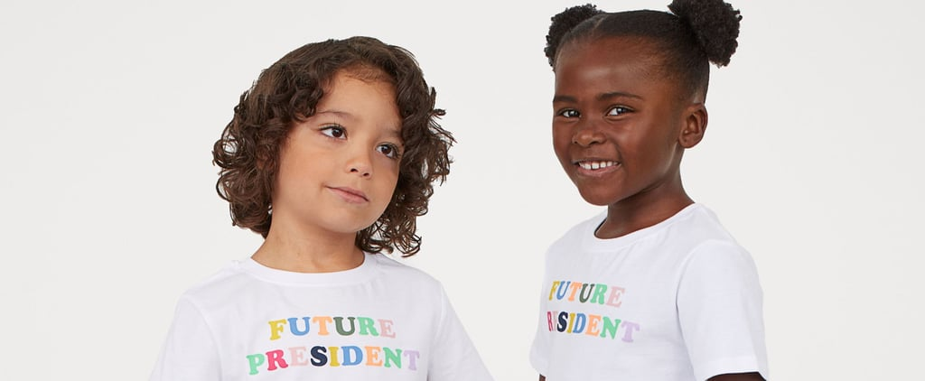 H&M Vote Clothes For Kids and Adults