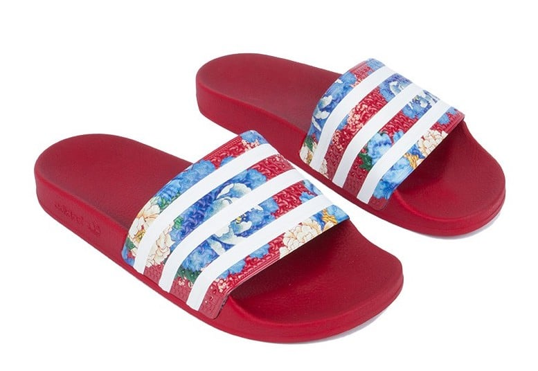 90e9bfe0365 Adidas Women s Adilette Slide Sandals