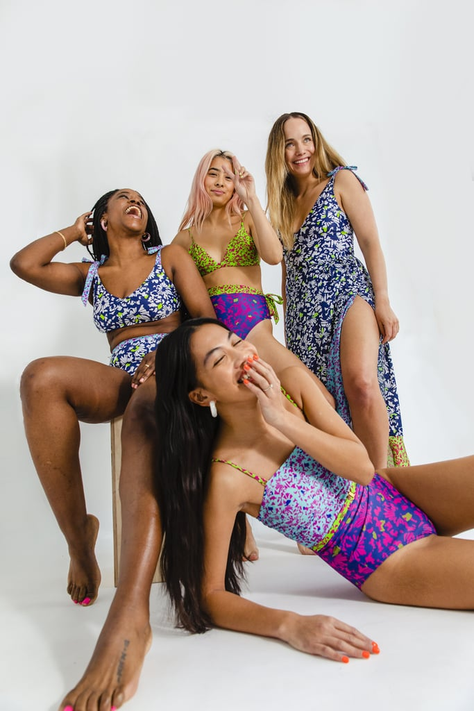 Summersalt x Tanya Taylor Swimsuit Collection 2020