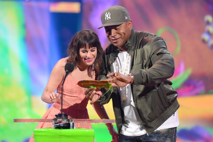 Celebrities At The Kids' Choice Awards 2014